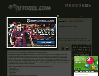 referral.delapan8.com screenshot