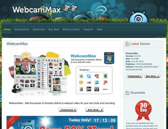 Thumbshot of Webcammax.com