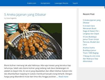 erakini.com screenshot