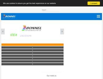 bonnel.eu screenshot