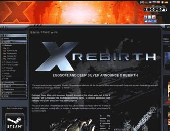egosoft.com screenshot