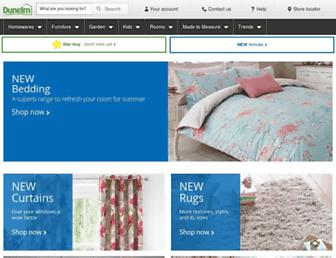 Thumbshot of Dunelm-mill.com