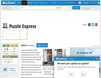 puzzle-express.en.softonic.com screenshot