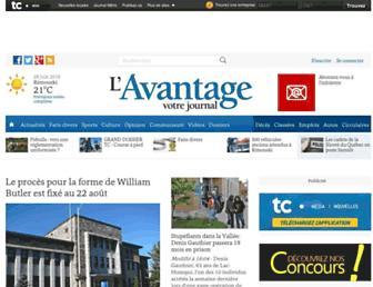 Thumbshot of Lavantage.qc.ca