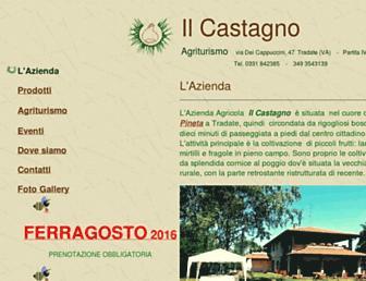agriilcastagno.com screenshot