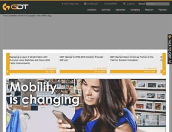 gdt.com screenshot