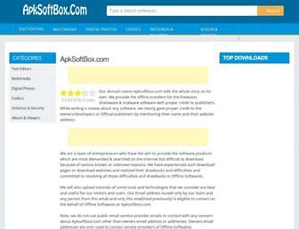 apksoftbox.com screenshot