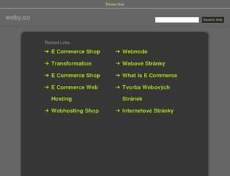 Thumbshot of Weby.co