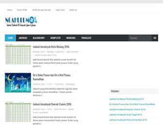 ngahulum.com screenshot