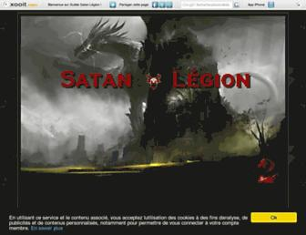 satan-legion.xooit.fr screenshot