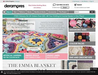 Thumbshot of Deramores.com