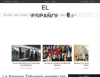 elespanol.com screenshot