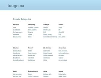 Thumbshot of Tuugo.ca