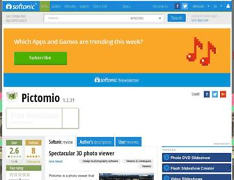 pictomio.en.softonic.com screenshot