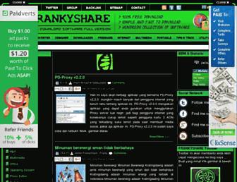 forumgenkster.blogspot.com screenshot