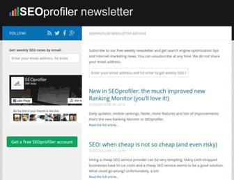 Fullscreen thumbnail of free-seo-news.com