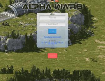 Thumbshot of Alpha-wars.com