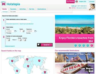 hotelopia.com screenshot