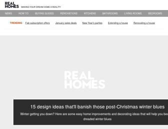 realhomes.com screenshot