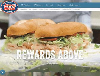 Thumbshot of Jerseymikes.com