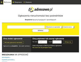 Thumbshot of Adresowo.pl