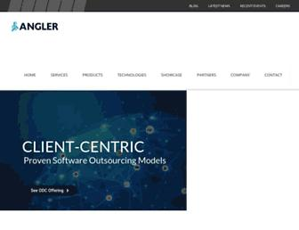 angleritech.com screenshot