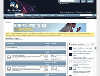 forum.santabanta.com screenshot