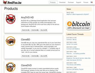 redfox.bz screenshot