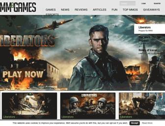 Thumbshot of Mmogames.com