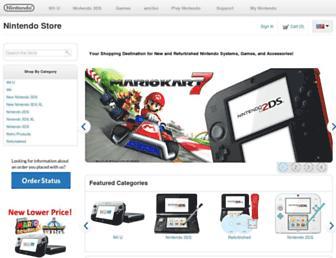 store.nintendo.com screenshot