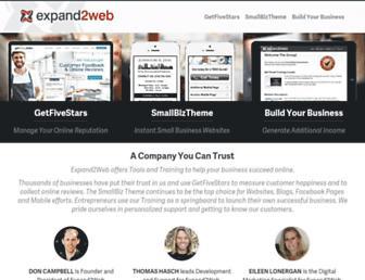 Thumbshot of Expand2web.com