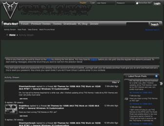 virtualcustoms.net screenshot