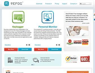 Thumbshot of Refog.com