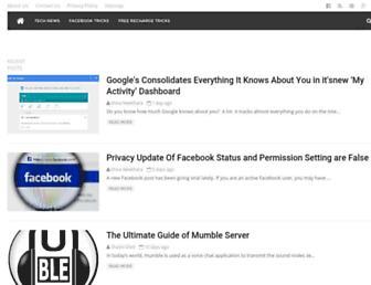 techocious.com screenshot