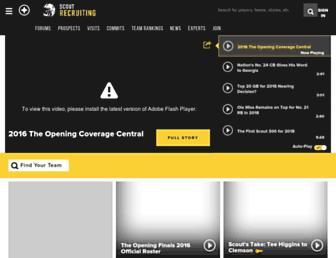 Thumbshot of Foxsportsnext.com