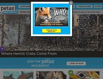 Thumbshot of Peta2.com