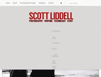 Thumbshot of Scottliddell.com