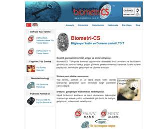 biometrics.com.tr screenshot