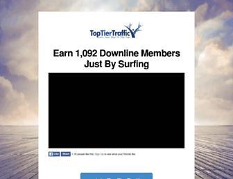 Thumbshot of Toptiertraffic.com