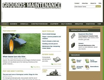 grounds-mag.com screenshot