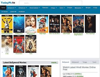 Thumbshot of Todaypk.com