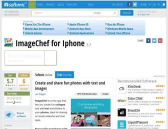 imagechef.en.softonic.com screenshot