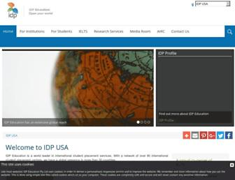 idp.com screenshot