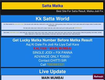 kksattaworld.com screenshot