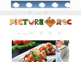 picturetherecipe.com screenshot