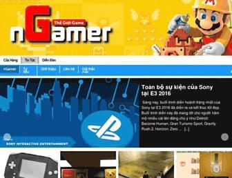 nintendovn.com screenshot
