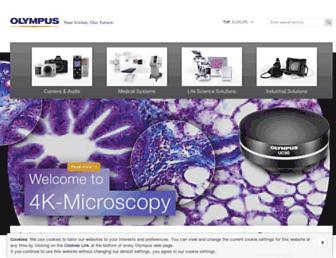 Thumbshot of Olympus.eu