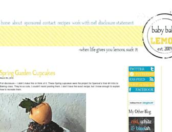 babybabylemon.com screenshot
