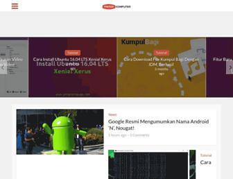 pintarkomputer.com screenshot