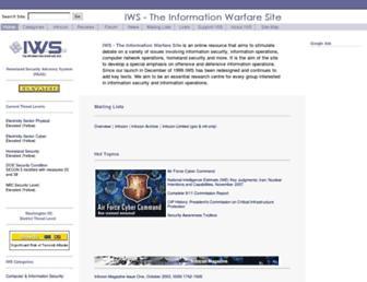 iwar.org.uk screenshot